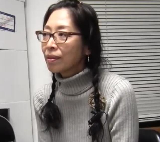 那波かおり  Kaori Nawa (2014.11.21)