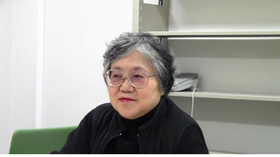 帯谷れい子  Reiko Obitani